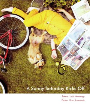 A sunny Saturday Kicks Off