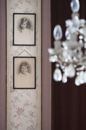 Relatives Photos On Wall