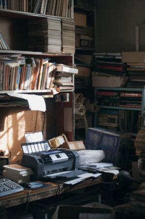 Switch Journals & Printer