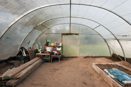 NSW Polytunnel
