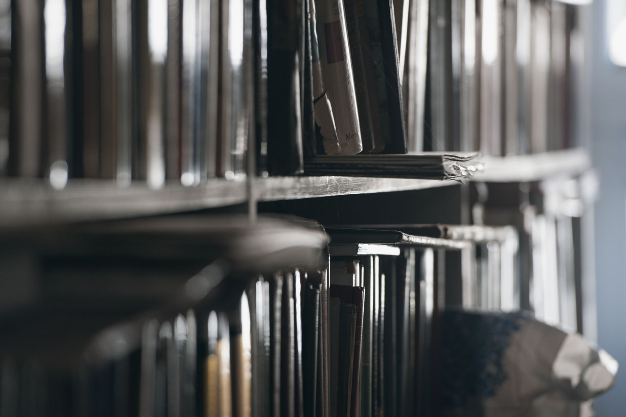 Blurred Books