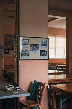 Dining Room Cash Desk