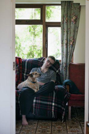 Luke Resting Jack